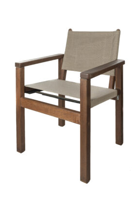 BOSTON chair sling style STONE